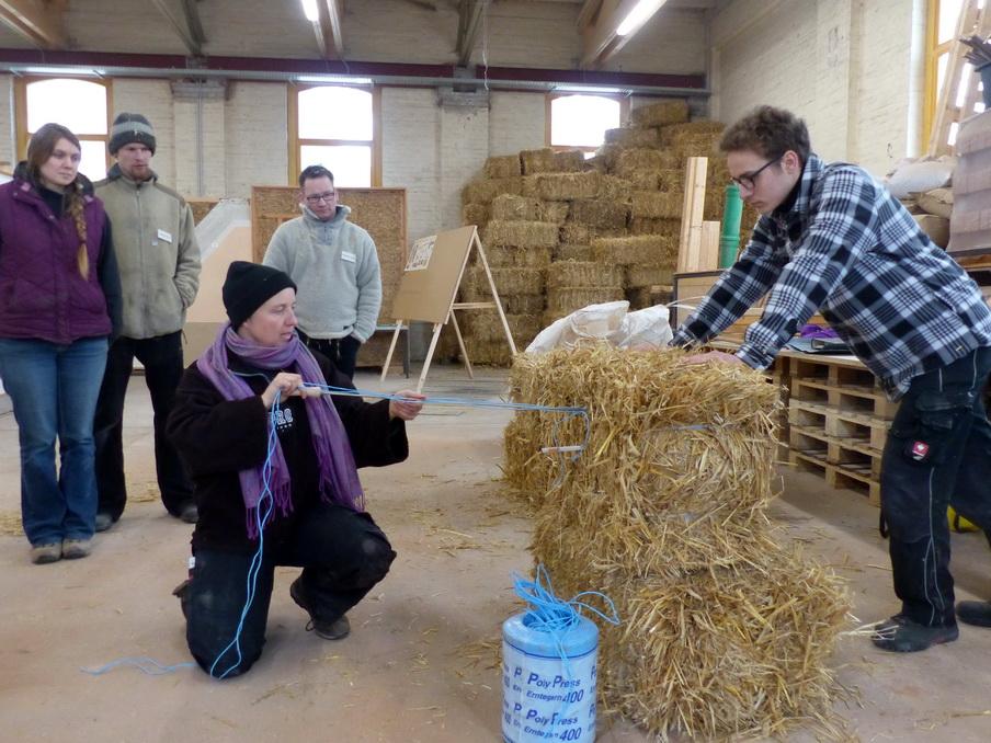 Fachkraft Strohballenbau (Fasba)